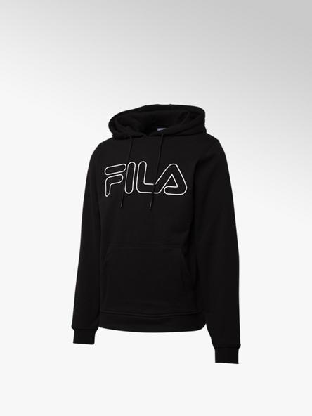 Fila Zwarte hoodie - heren