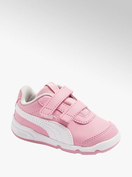 Puma Sneakersi cu scai Puma pentru copii