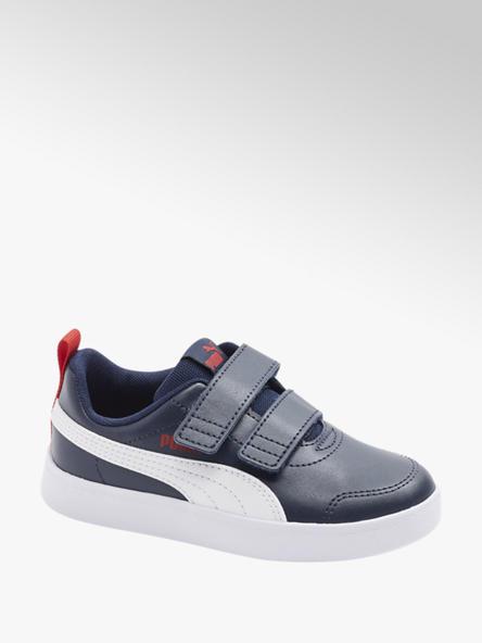 Puma Sneakersi cu scai Puma COURTFLEX pentru copii