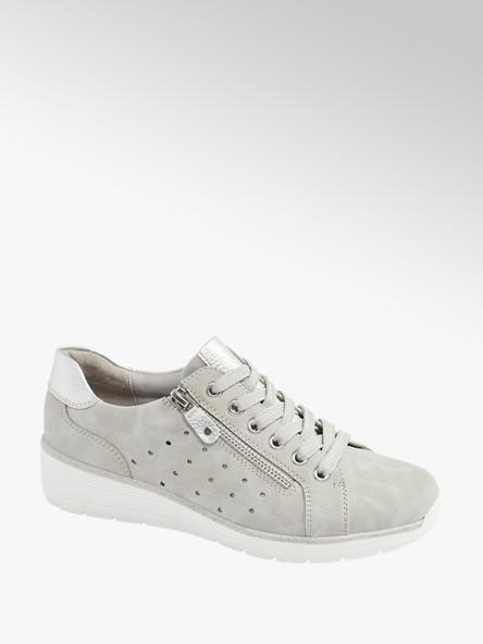 Easy Street Sapato conforto com cunha