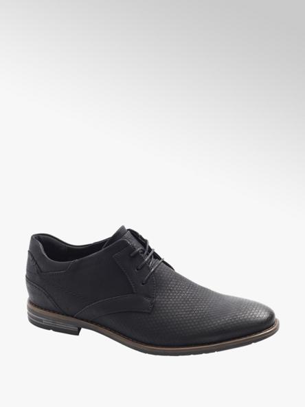 Venice Мъжки черни официални обувки Venice