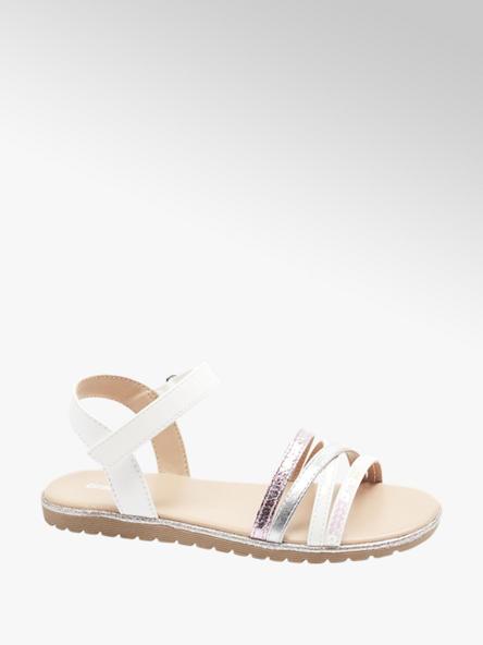 Graceland Детски бели сандали Graceland
