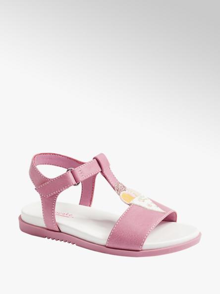 Cupcake Couture Детски розови сандали със сладолед Cupcake Couture