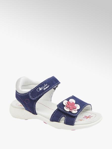 Cupcake Couture Детски сини сандали Cupcake Couture