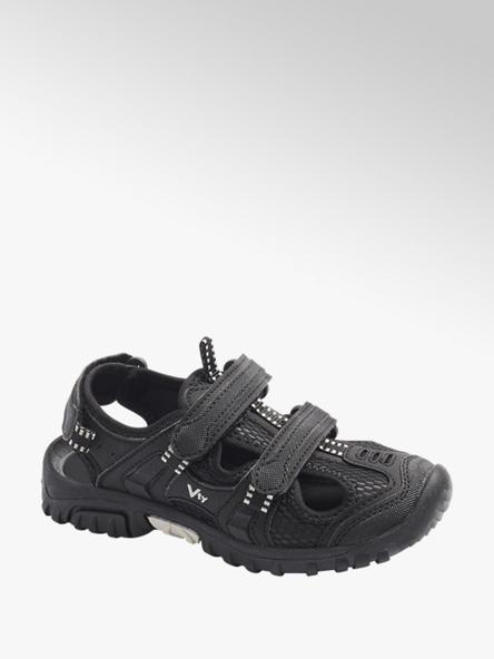 Vty Детски черни сандали Vty