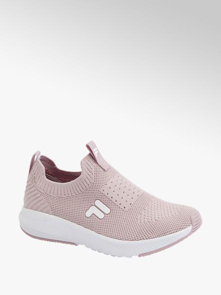 Fila Детски розови текстилни сникъри Fila