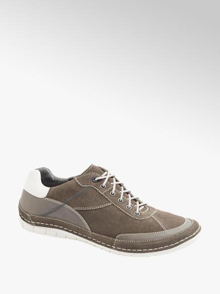 AM SHOE Мъжки сиви обувки AM SHOE