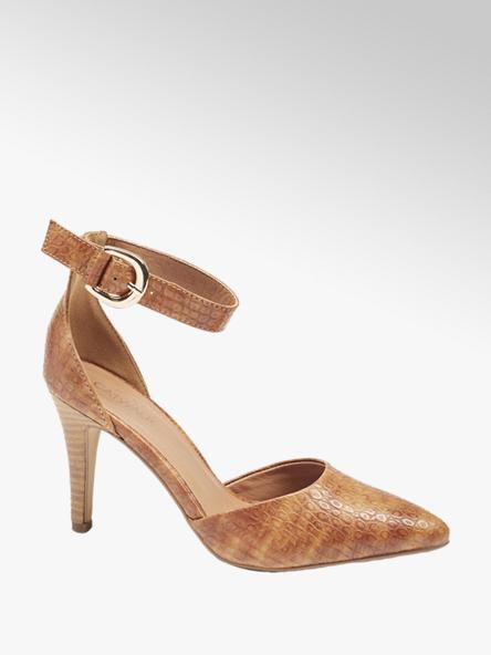 Catwalk Sapato de salto anklestrap