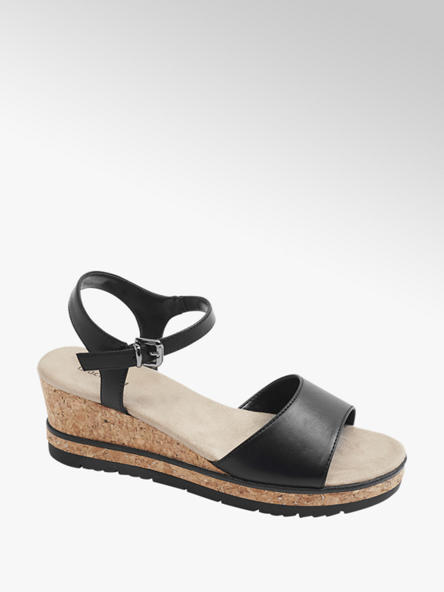 Graceland Дамски сандали с платформа Graceland