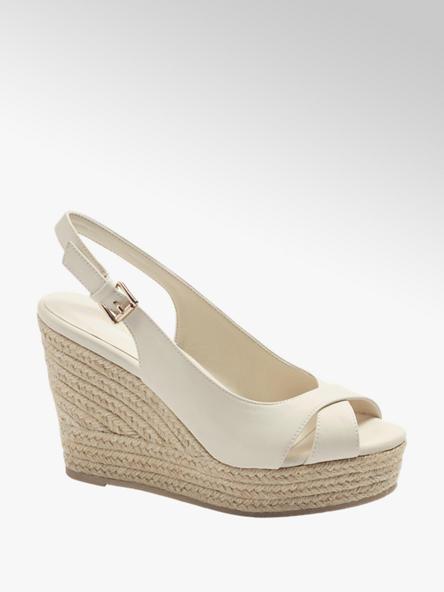 Graceland Beige sandalette