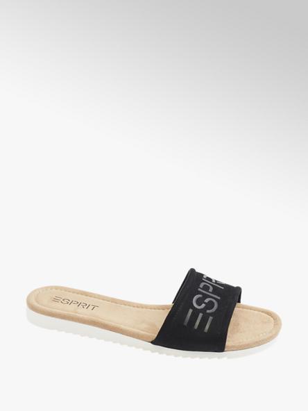 Esprit Zwarte slipper