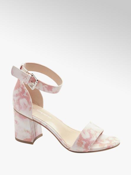 Graceland Дамски розови сандали Graceland
