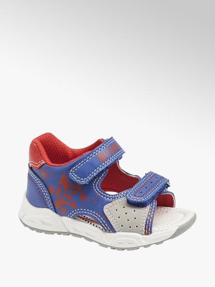 Bobbi-Shoes Детски сини сандали Bobbi-Shoes