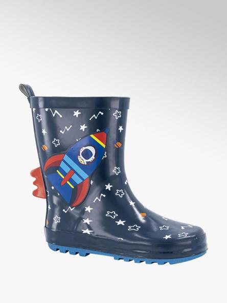 Landrover Donkerblauwe raket regenlaars