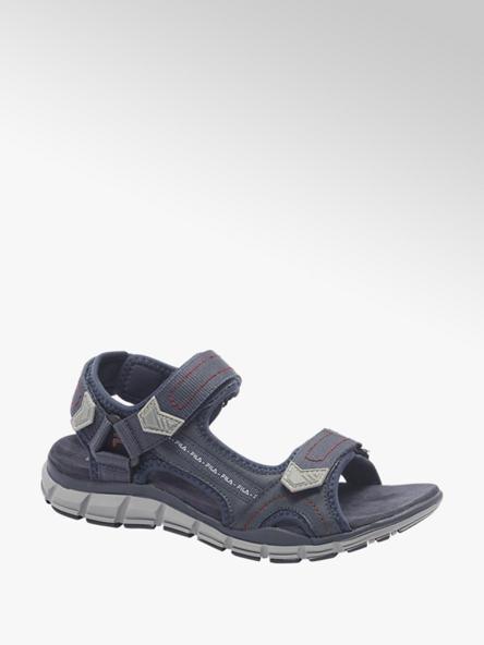 Fila Мъжки сини сандали с велкро Fila