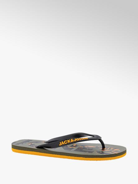 Jack & Jones Kakigroene slipper