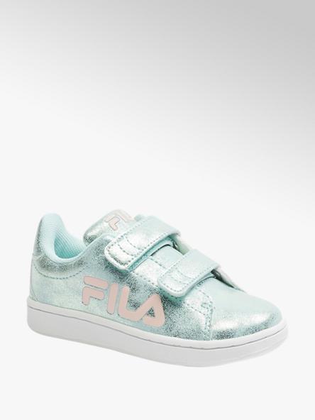 Fila Mint metallic sneaker klittenband
