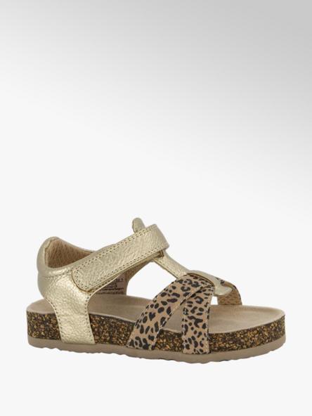 Cupcake Couture Platinum sandaal klittenband