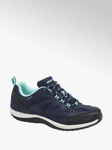 Skechers Donkerblauwe wandelschoen