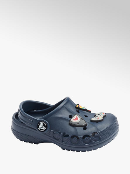 Crocs Donkerblauwe Baya clog Jibbitz