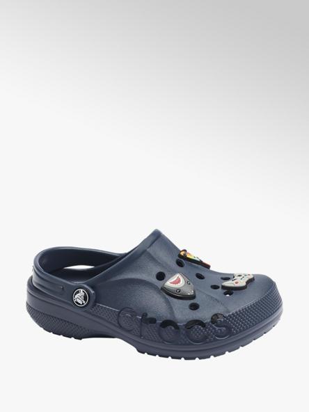 Crocs Детски тъмносини гумени чехли Crocs