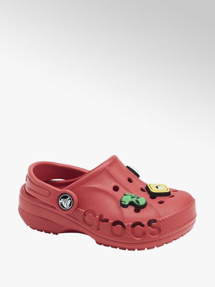 Crocs Rode Baya clog Jibbitz