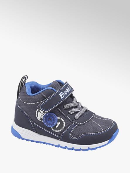Bobbi-Shoes Sapatilha tipo bota com velcro