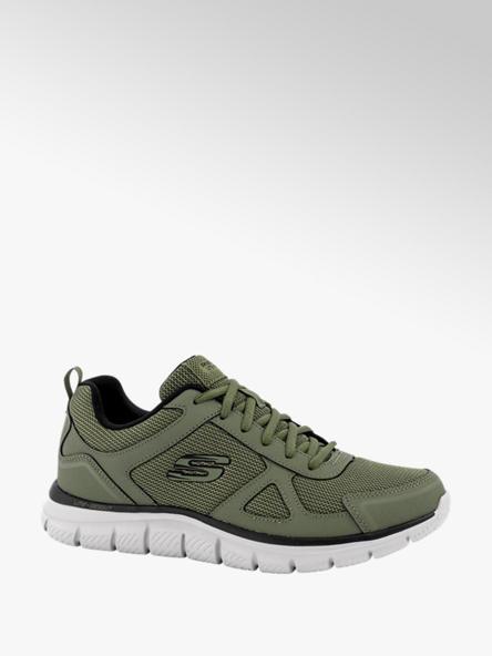 Skechers Groene lightweight sneaker