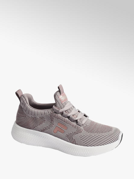 FILA Lichtpaarse sneaker knitted