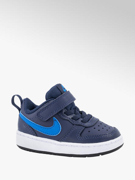 Nike Donkerblauwe Court Borough Low