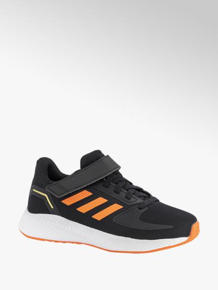 adidas Zwarte Runfalcon 2.0 C velcro