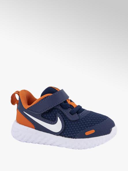 Nike Donkerblauwe Revolution 5