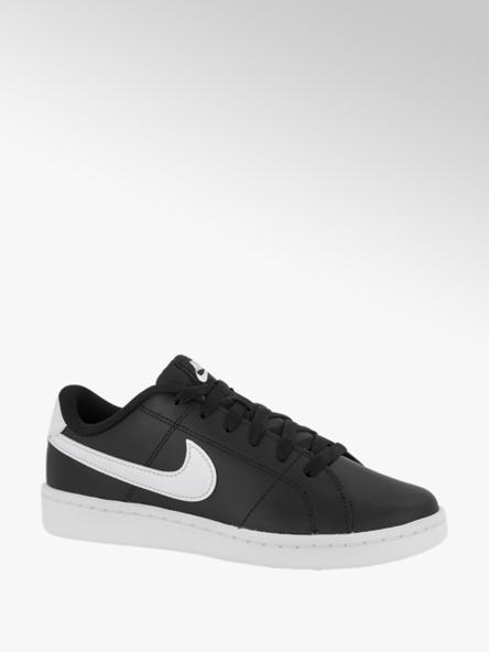 Nike Zwarte Court Royale