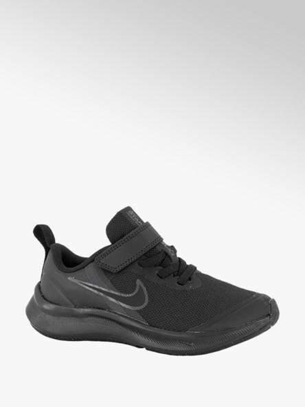 Nike Zwarte Star Runner 3