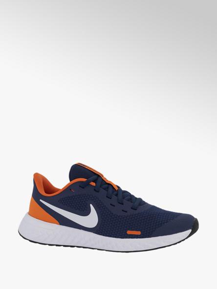 Nike Donkerblauwe Revolution