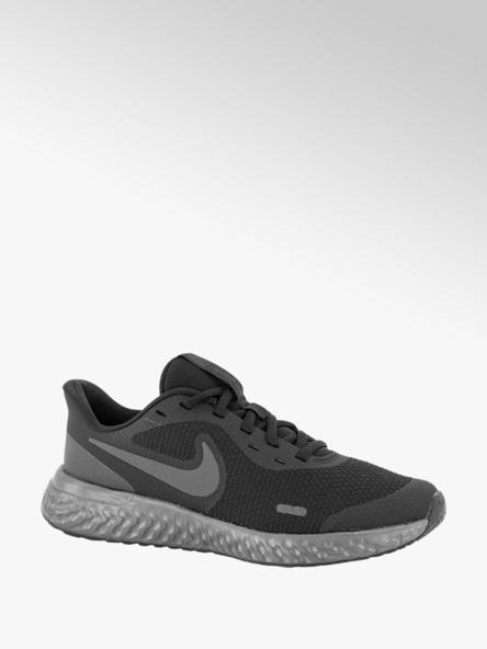 Nike Zwarte Revolution 5