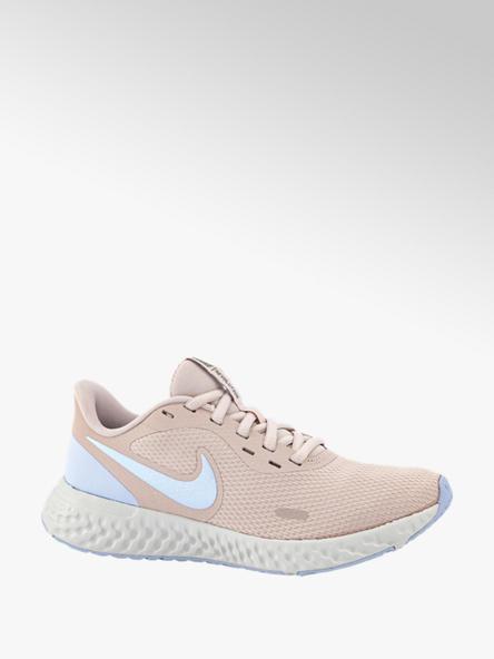 Nike Lichtroze Revolution 5 Metallic
