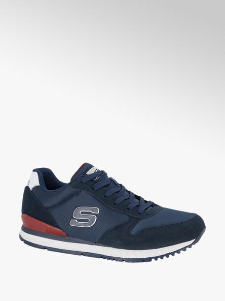 Skechers Donkerblauwe sneaker Memory Foam