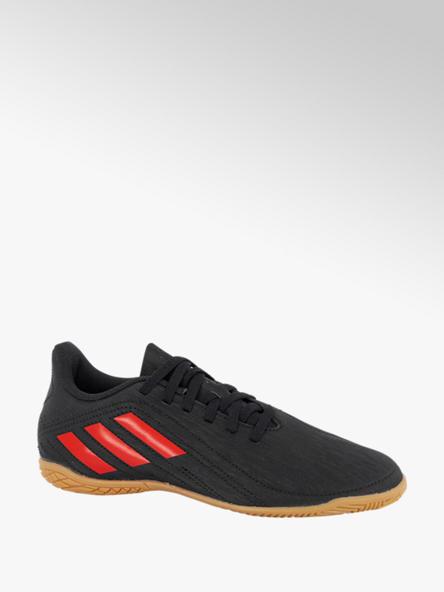 adidas Zwarte Deportivo indoor voetbalschoen