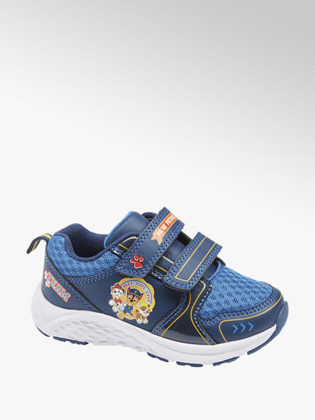 PAW Patrol Blauwe sneaker klittenband