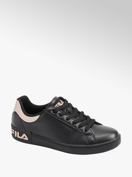 FILA Zwarte sneaker rosegoud
