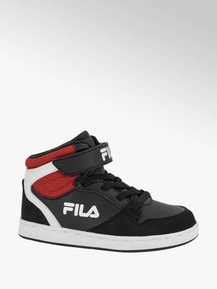 FILA Zwarte halfhoge sneaker