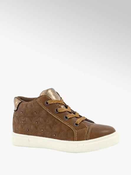 Cupcake Couture Sneaker met koperen details