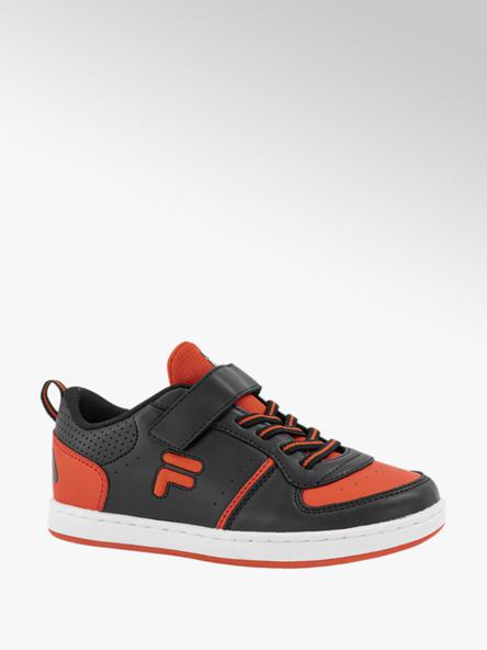 Fila Zwart/rode sneaker