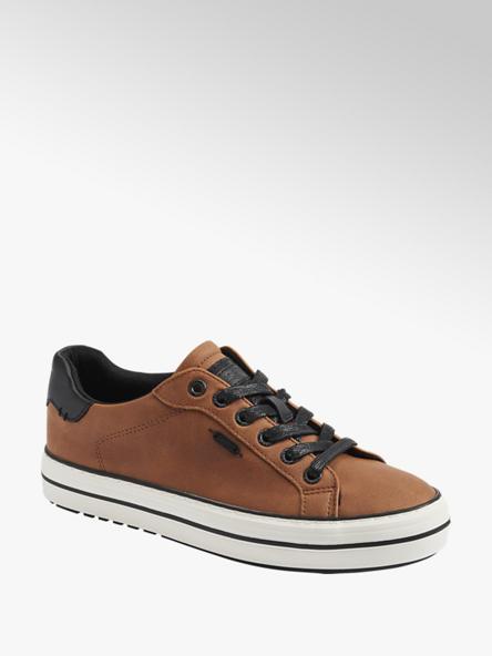 Esprit Cognac sneaker