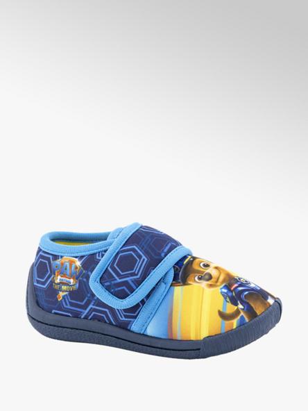 PAW Patrol Blauwe pantoffel klittenband