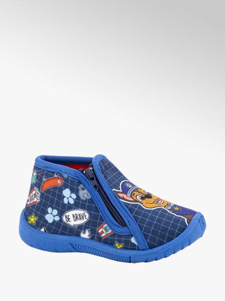 PAW Patrol Blauwe pantoffel rits