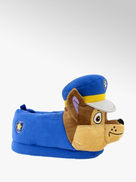 PAW Patrol Blauwe pantoffel Chase