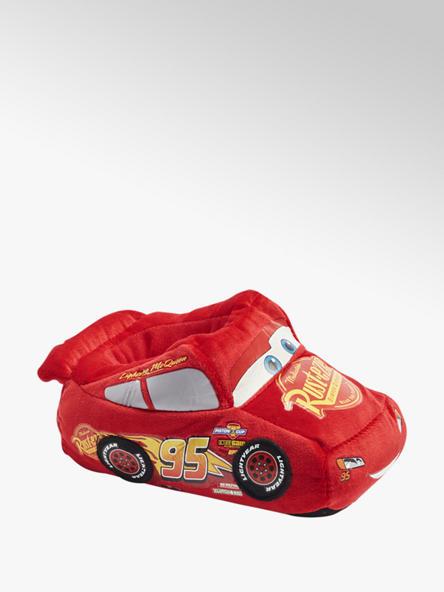 Cars Rode pantoffel auto