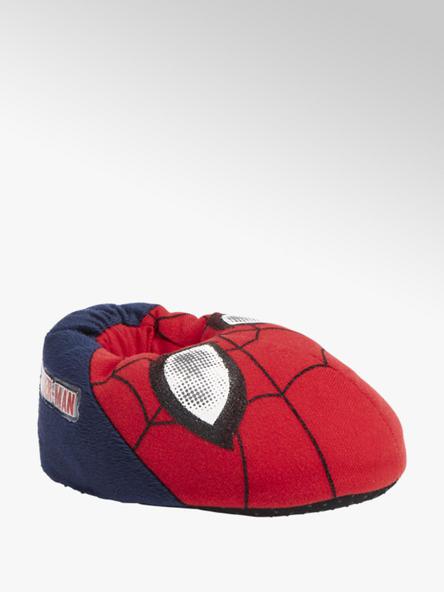 Spiderman Rode pantoffel